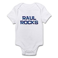 raul rocks Infant Bodysuit
