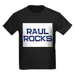raul rocks Kids Dark T-Shirt