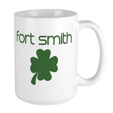 Fort Smith shamrock Mug