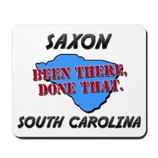 saxon south carolina - been there, done that Mouse