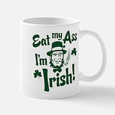 Eat My... I'm Irish Mug
