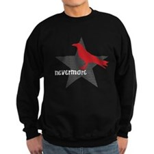Nevermore Black Sweatshirt