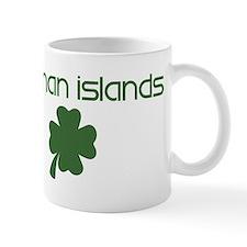 Cayman Islands shamrock Mug