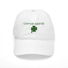 Cayman Islands shamrock Baseball Cap