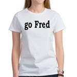 go Fred Women's T-Shirt