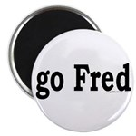 "go Fred 2.25"" Magnet (10 pack)"