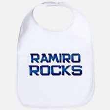 ramiro rocks Bib