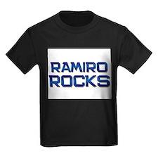 ramiro rocks T