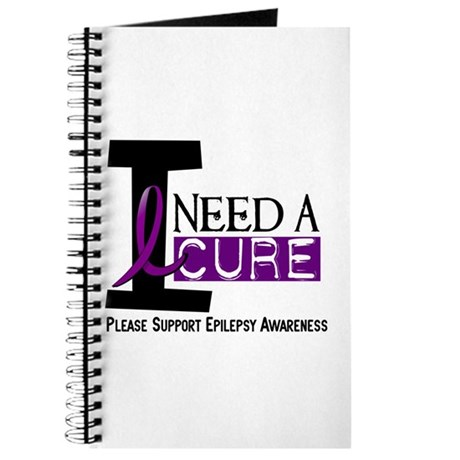 I Need A Cure EPILEPSY Journal