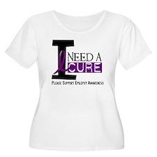 I Need A Cure EPILEPSY T-Shirt