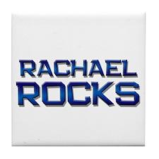 rachael rocks Tile Coaster