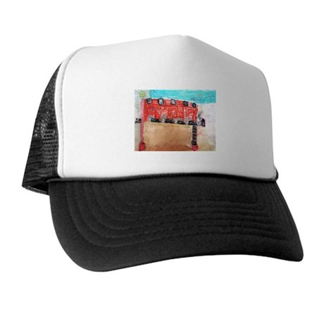 Keon Thomas Trucker Hat