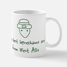 West Allis leprechauns Mug