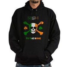 Irish to the bone Hoody