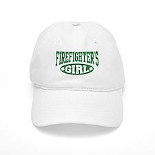 Irish Firefighter's Girl Baseball Cap