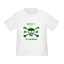 Irish to the bone T