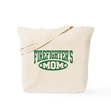 Irish Firefighter's Mom Tote Bag