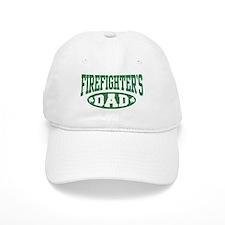 Irish Firefighter's Dad Baseball Cap