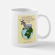 Sassy Goat Earth Day 2010 Mugs