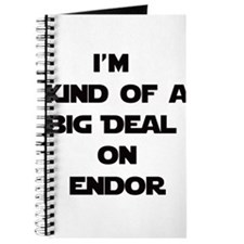Big Deal On Endor Journal