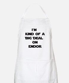 Big Deal On Endor BBQ Apron