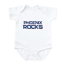 phoenix rocks Infant Bodysuit
