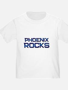 phoenix rocks T