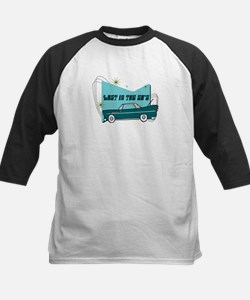 Blue Lost In The 50's Tee