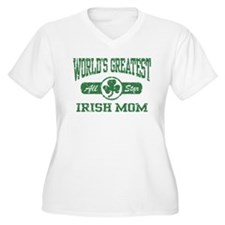 World's Greatest Irish Mom T-Shirt