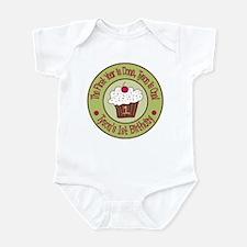 Tyson's 1st Birthday Infant Bodysuit