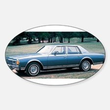 77 Caprice Oval Decal