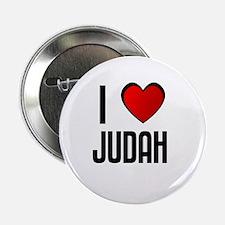 I LOVE JUDAH Button