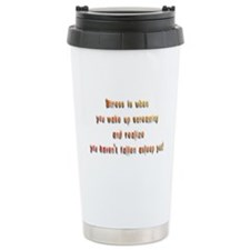 Stress...Wake Up Screaming... Travel Mug