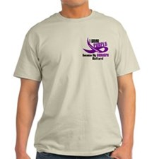 I Wear Purple (Grandpa) 33 PC T-Shirt