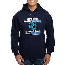 Bust Mine Soccer Hoody