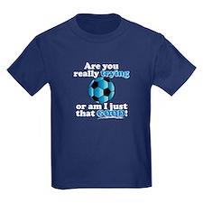 Bust Mine Soccer T