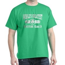 World's Greatest Irish Dad T-Shirt