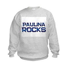 paulina rocks Sweatshirt