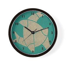 """Three Fish"" Wall Clock"