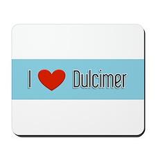 Dulcimer Gift Mousepad