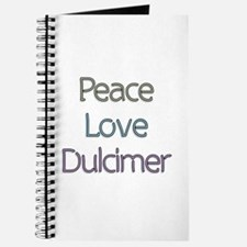 Dulcimer Gift Journal