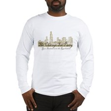 Chicago Tea Party Long Sleeve T-Shirt