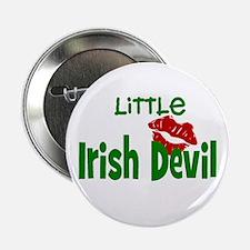 "Irish Devil 2.25"" Button"