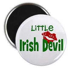 "Irish Devil 2.25"" Magnet (100 pack)"