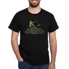 Humorous Fishing T-Shirt