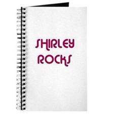 SHIRLEY ROCKS Journal