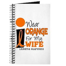 I Wear Orange For My Wife 9 Leukemia Journal