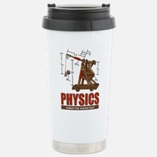 Trebuchet Stainless Steel Travel Mug