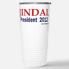 Jindal 2012 Travel Mug