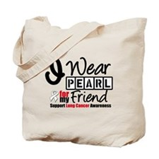 Lung Cancer Friend Tote Bag